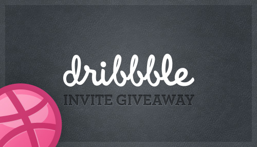Nick Hammond Design Dribbble Invite Giveaway